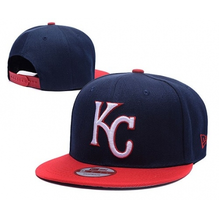 MLB Kansas City Royals Stitched Snapback Hats 004