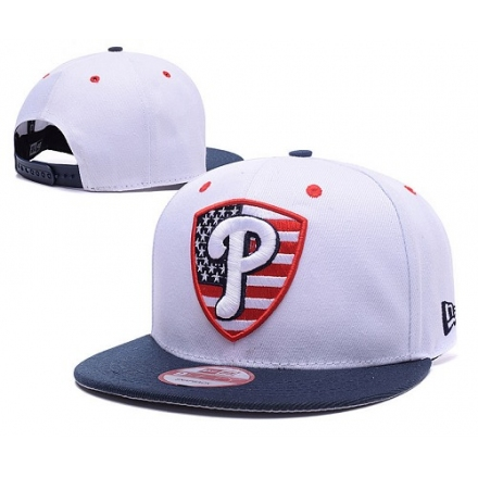 MLB Philadelphia Phillies Stitched Snapback Hats 002