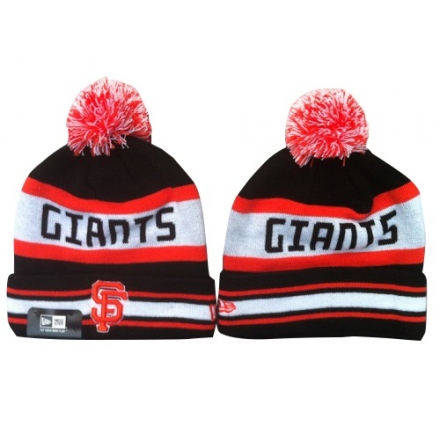 MLB San Francisco Giants Stitched Knit Beanies Hats 014